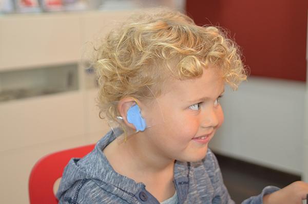 Herstellung eines individuellen Gehörschutzes – Schritt 6, Hörtechnik Fritz