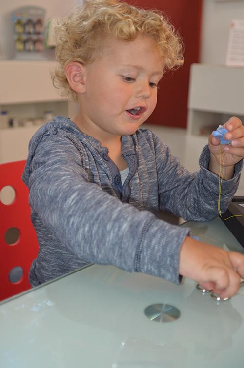 Herstellung eines individuellen Gehörschutzes – Schritt 7, Hörtechnik Fritz
